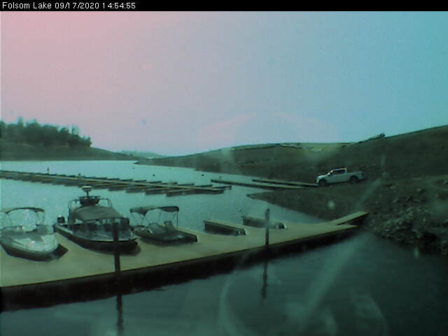 Folsom Lake Webcam - Brown's Ravine