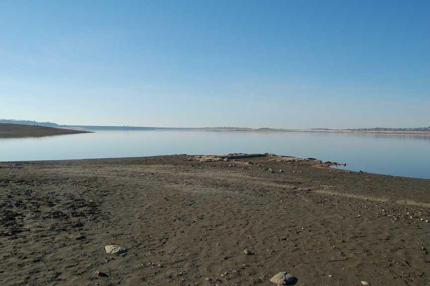 Morman Island At Low Water